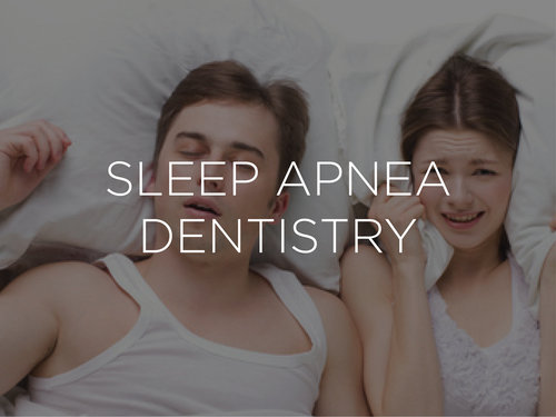 sleep apnea dentistry near Columbus circle
