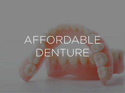 Same Day Dentures that are Affordable 212 Smile