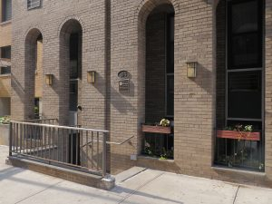 212 Smiling Street Entrance