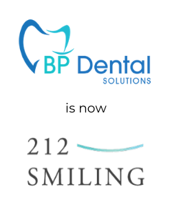 BP Dental Solutions is now 212 Smiling